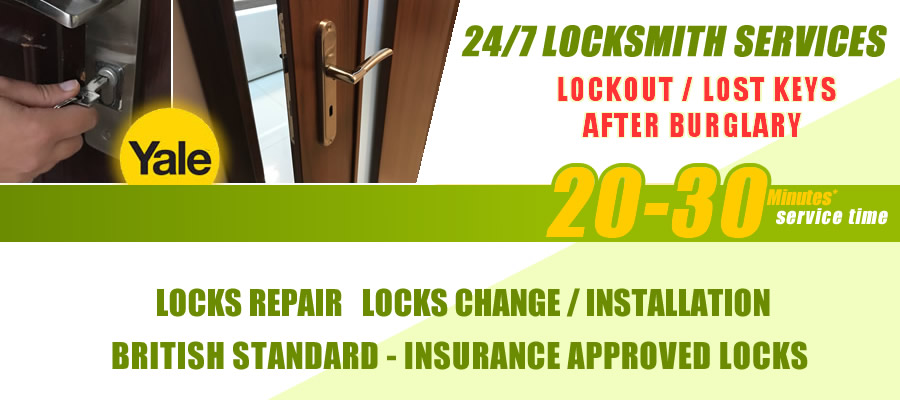 Finchley locksmith services
